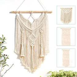 Macrame Wall Hanging Tapestry Wall Decor Boho Chic Woven Home Decoration