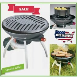 New Coleman Compact Portable Bbq Propane Gas Grill
