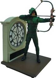 Arrow Cw Tv Series Season 1 Px Exclusive Bookend Statue Mib Stephen Amell
