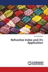 Refractive Index And Itand039s Application By Dr Rupali Sethi English Paperback Boo