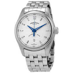 Armand Nicolet Mh2 Automatic Silver Dial Menand039s Watch A640a-ag-ma2640a