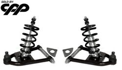 Tci Mustang 2 Ii Ifs Lower Control Arm Ridetech Coilover Coil Over Conversion