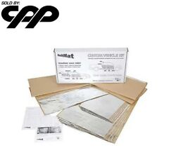 Hushmat 61127 Complete Sound Thermal Insulation Kit 1928-31 Model A Ford Coupe