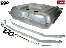 1957 Chevy 150 210 Belair Fuel Tank Gas Powder Coated Fuel Injection Beautiful