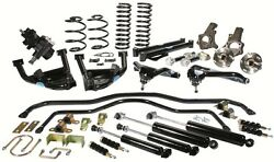 1968-72 Chevy Chevelle Complete Performance Kit C5 Spindles Tubular Control Arms