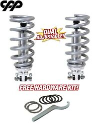 68-74 Chevy Nova Coilover Conversion Kit Double Adjustable Coil Over 450lbs