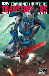 Transformers More Than Meets The Eye 42 Variant Convention Edition Variant