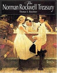 The Norman Rockwell Treasury Buechner, Thomas S. Hardcover Used - Very Good