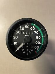 General Electric Aircraft Tachometer Faa Certified 8130-3
