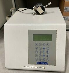 Erweka Tablet Hardness Tester Tbh 200 Wtd W/absolute Digimatic Indicator Id-c