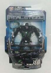 New 2011 Real Steel Zeus The King Of The Robots Lights Up Action Figure
