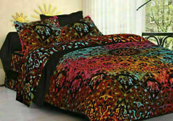 Indian New Mandala Duvet Cover Boho Queen Quilt Comforter Cover Bohemian Bed Set
