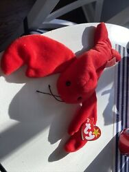 Pinchers The Beanie Baby-first Generation-1993