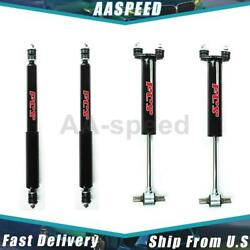 4x Shock Absorber Front Rear Focus Auto Parts For 1964-1970 Ford Mustang