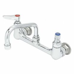 Tands Brass B-0232 Manual, 8 Mount, 2 Hole Low Arc Kitchen/bathroom Faucet