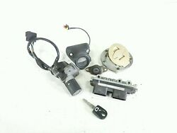 05 Ducati Monster S2r 800 Lock Set Ecu Ignition Switch Cap And Key