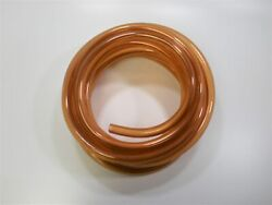 Clear Marine Boat Flexible Tubing Smooth Water Suction Pvc Hose 0.6x15and039new