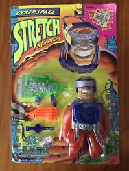 Stretch Armstrong Cyber Space 1995 Vintage Unopened