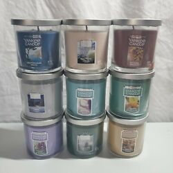 Yankee Scented Candles Bulk Lot NEW amp; Sealed