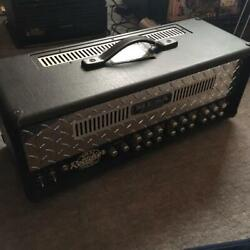 Mesa Boogie Dual Rectifier Multi 50w/100w 3ch With Accessories Japan Novelty