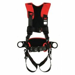 3m Protecta 1161206 Positioning Harness, Xl, Polyester