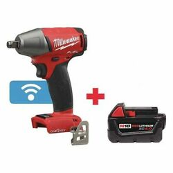 Milwaukee 2759b-20 48-11-1840 M18andtrade 18.0 1/2 Cordless Impact Wrench Belt Clip