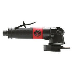 Chicago Pneumatic Cp3550-120ac4 Angle Angle Grinder, 3/8 In Npt Female Air
