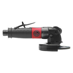 Chicago Pneumatic Cp3550-120ab5 Angle Angle Grinder, 3/8 In Npt Female Air