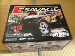Radio Controlled Car Hpi.racing E Savage Factory Finished Product Rare  877/mt