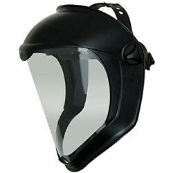 Uvex By Bionic Face Shield With Clear Polycarbonate Visor S8500 Automotive