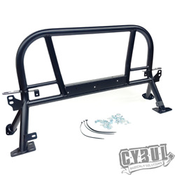 Mazda Mx-5 Nc Roll Bar For Soft Top With Speakers And Plastic Cover Mounts Cybul