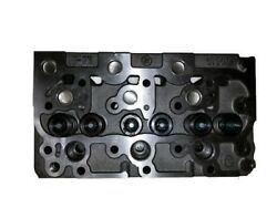 New Complete Cylinder Head With Valves Installed Fits Kioti Lk3052