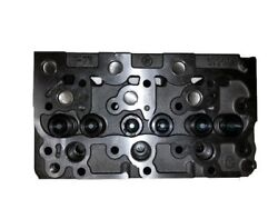 New Complete Cylinder Head With Valves Installed Fits Kioti Lk2554 Tractor