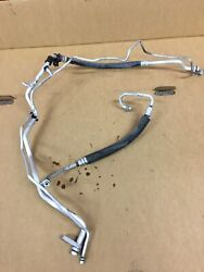 2008-2015 Nissan Rogue Select Ac A/c Air Condition Hose Line Pipe Set Oem 08-15