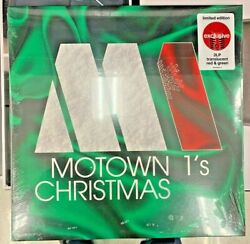 Motown Christmas 1and039s Limited Edition Red And Green Double Vinyl Lp Jackson 5