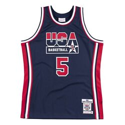 Usa Basketball David Robinson Mitchell And Ness 1992 Dream Team Authentic Jersey