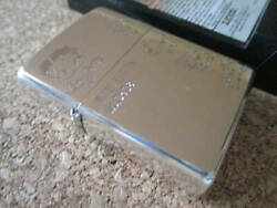 Zippo Lighter Betty Boop 1994 Girl Limited Edition Engraved Vintage Chrome Rare