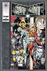 1993 Deathmate Prologue For 2.95 Valiant Image New York City.