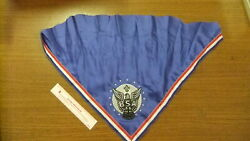 Boy Scout Nesa Embroidred Eagle Scout Neckerchief 5945ii