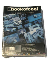 The Book Of Cool Volume 1 Dvd 2004 Rare 3 Disc Set With Book