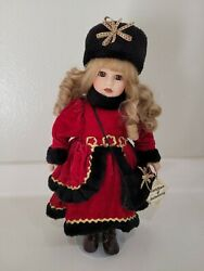 Collectible Memories Genuine Porcelain Doll