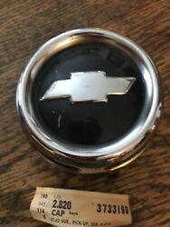 1957-62 Chevy -andnbsp Horn Button Fits Pickup Series 3 D-d Or Suburban