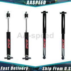 4x Shock Absorber Front Rear Focus Auto Parts For 1965-1970 Chevrolet Bel Air