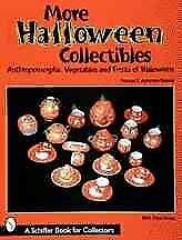 More Halloween Collectibles Anthropomorphic Vegetables And Fruit Of Hallowe...