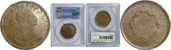 1804 Large Cent Pcgs Ms-64 Bn Cac
