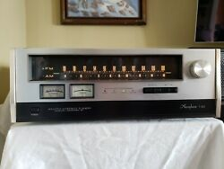 Vintage Accuphase T-100 Stereo Tuner. Works Well