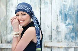 Yanna Bamboo Chemo Headwear Hat And Scarf For Women With Cancer Hair Loss