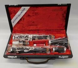 Buffet Crampon R13 Professional Clarinet With Case / Accessories From Japan
