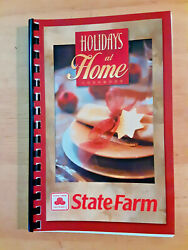 Holiday At Home State Farm 2004 Cookbook