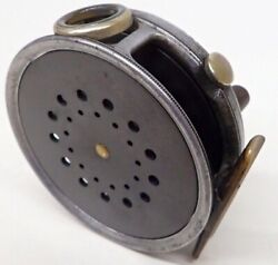 Hardy The Perfect 3 3/8 Fly Fishing Reel From Stylish Anglers Japan F/s Vintage